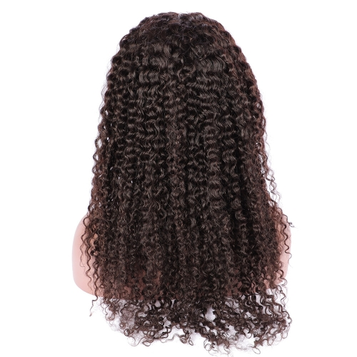 HD Lace 13x4 Lace Front Human Hair Wigs Deep Curly HD Human Hair Wigs 100% Human Hair Osolovely Weave Beauty