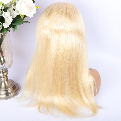 6x6 closure wig 6x6 Blonde Lace Front Wig straight wig 613 closure wig 6x6 Lace Front Human Hair Wig Transparent Lace Wigs